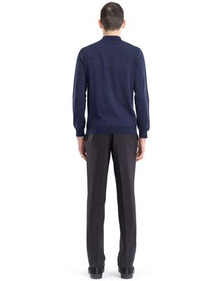 LANVIN POLO COLLAR SWEATER Knitwear & Sweaters U d