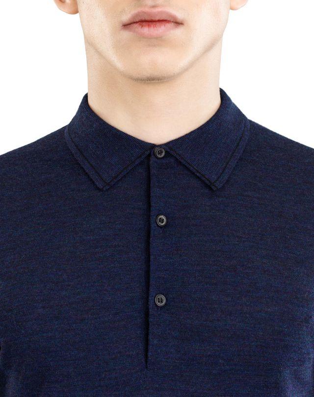 LANVIN POLO COLLAR SWEATER Knitwear & Sweaters U a