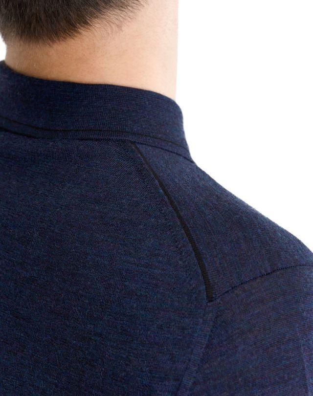 LANVIN POLO COLLAR SWEATER Knitwear & Sweaters U b