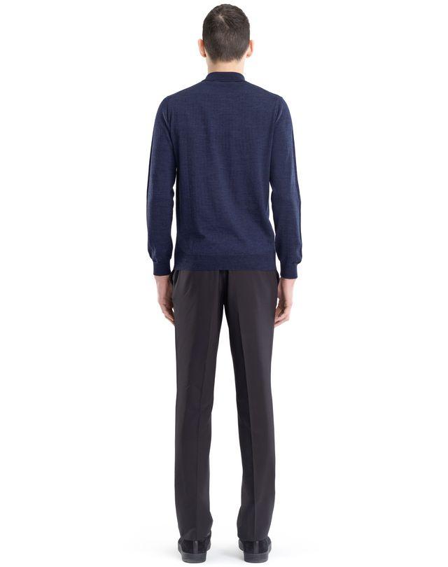 LANVIN POLO COLLAR SWEATER Knitwear & Sweaters U d