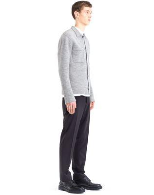 LANVIN WEFT STITCH CARDIGAN Knitwear & Sweaters U e