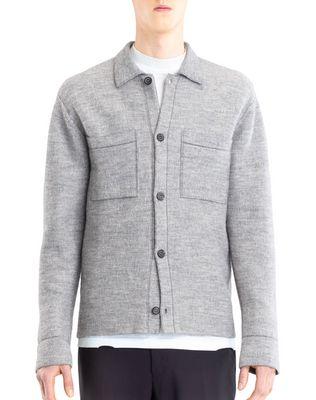 LANVIN WEFT STITCH CARDIGAN Knitwear & Sweaters U f