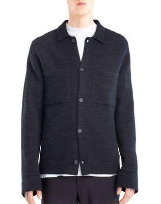 LANVIN Knitwear & Sweaters U WEFT STITCH CARDIGAN F