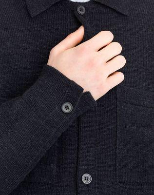 LANVIN WEFT STITCH CARDIGAN Knitwear & Sweaters U b