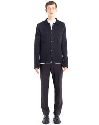 LANVIN WEFT STITCH CARDIGAN Knitwear & Sweaters U r