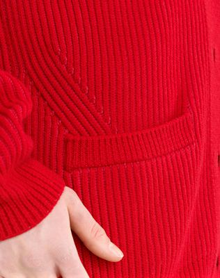 LANVIN KNIT CARDIGAN Knitwear & Sweaters U a