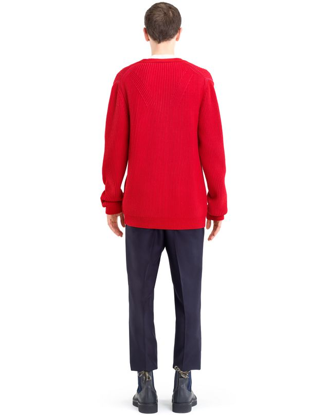 LANVIN KNIT CARDIGAN Knitwear & Jumpers U d