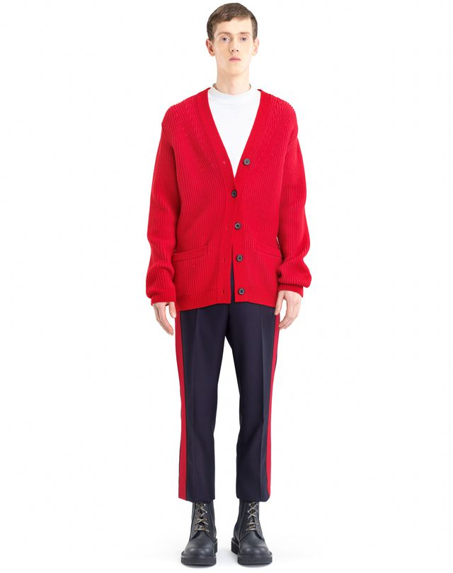 LANVIN KNIT CARDIGAN Knitwear & Jumpers U r