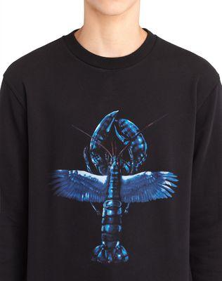 """LANVIN """"FLYING LOBSTER"""" SWEATSHIRT   Knitwear & Sweaters U a"""