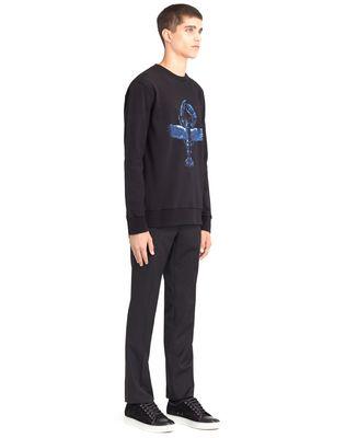 """LANVIN """"FLYING LOBSTER"""" SWEATSHIRT   Knitwear & Sweaters U e"""