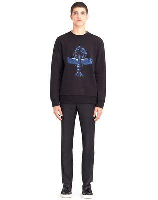 """LANVIN """"FLYING LOBSTER"""" SWEATSHIRT   Knitwear & Sweaters U r"""