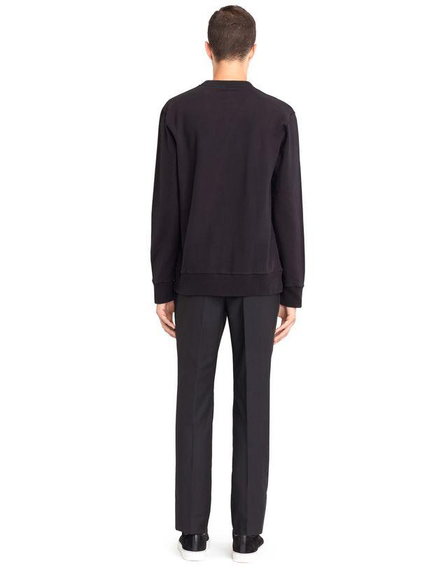 """LANVIN """"FLYING LOBSTER"""" SWEATSHIRT   Knitwear & Sweaters U d"""