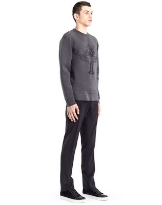 "LANVIN ""FLYING LOBSTER"" SWEATSHIRT Knitwear & Sweaters U e"