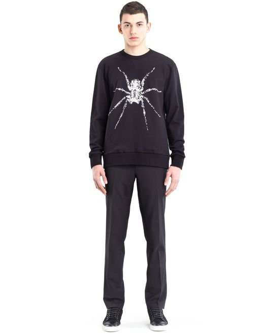 "lanvin ""spider"" sweatshirt men"