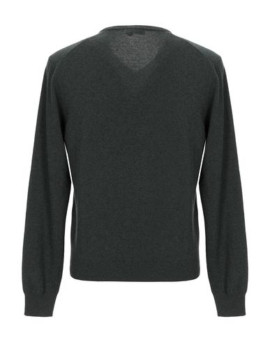 Фото 2 - Мужской свитер  цвет зеленый-милитари