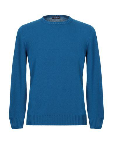 Купить Мужской свитер DRUMOHR синего цвета