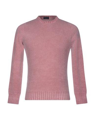 Фото - Мужской свитер DRUMOHR пастельно-розового цвета