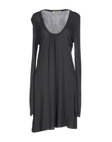 Фото - Женское короткое платье SUPERVINTAGE свинцово-серого цвета