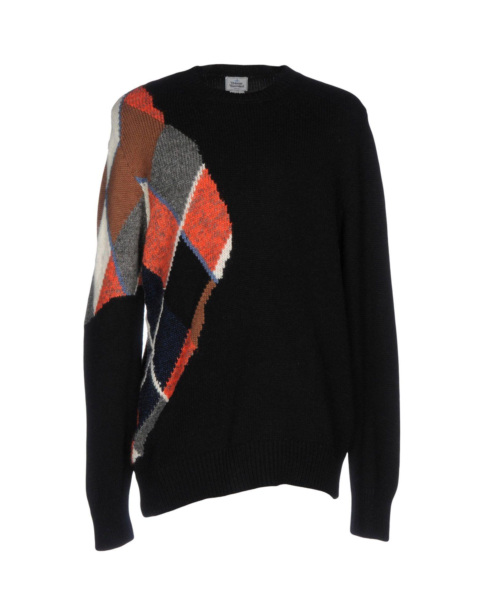 VIVIENNE WESTWOOD MAN Sweater in Black