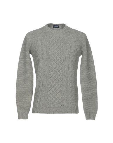 Купить Мужской свитер DRUMOHR светло-серого цвета