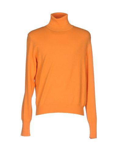 Водолазки FEDELI. Цвет: оранжевый