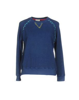 (+) PEOPLE Damen Sweatshirt Farbe Blau Größe 4 Sale Angebote Jämlitz-Klein Düben