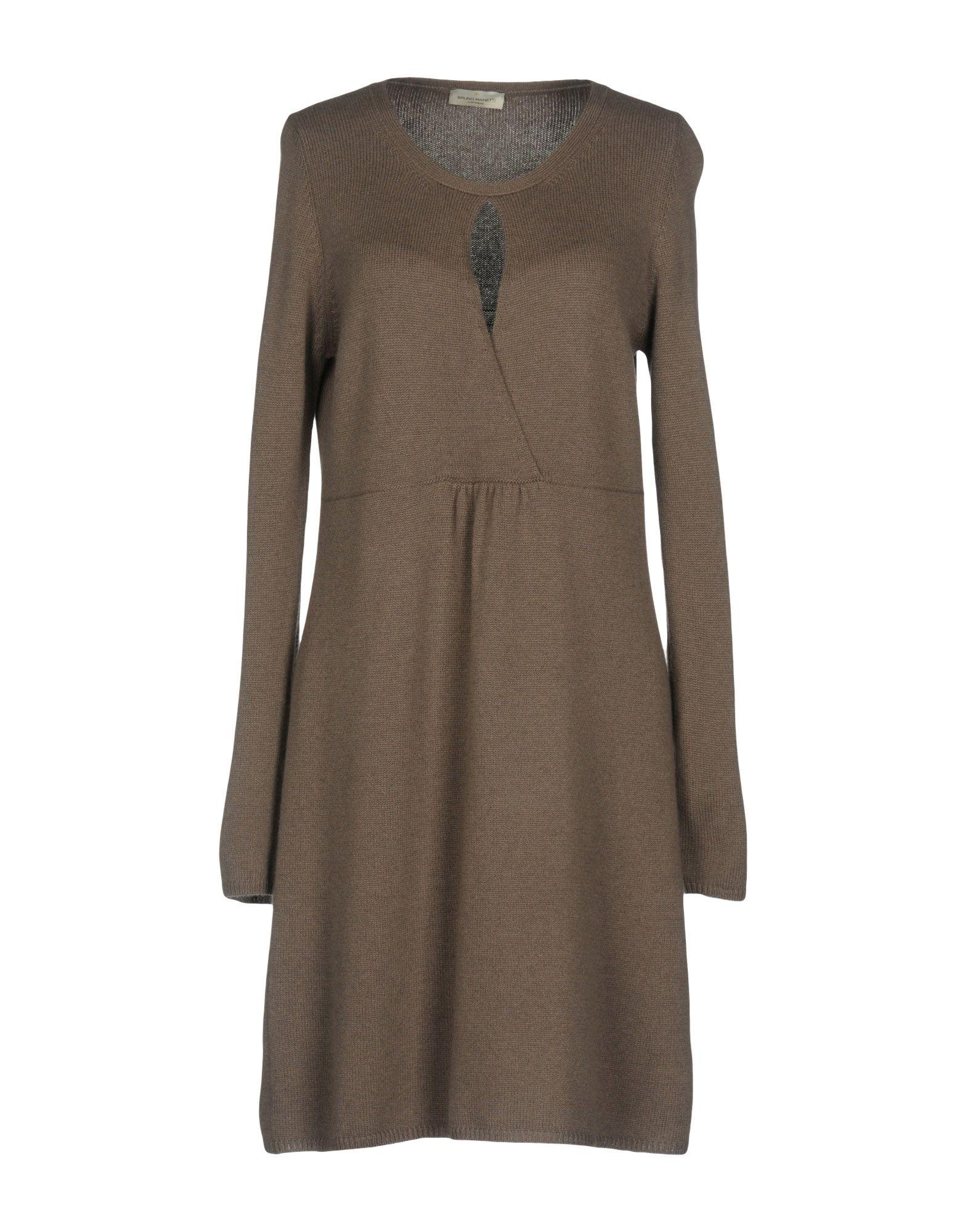 BRUNO MANETTI Короткое платье lisa corti короткое платье