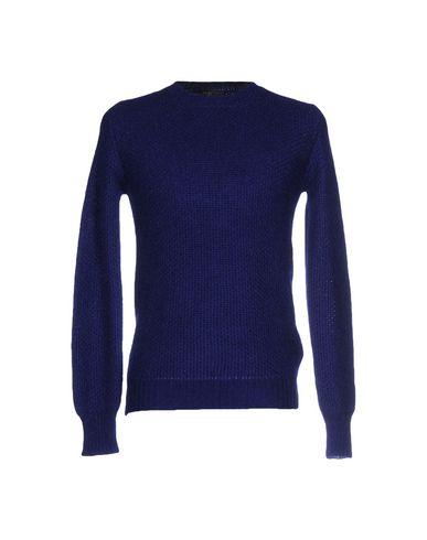 Фото - Мужской свитер BRIAN DALES синего цвета