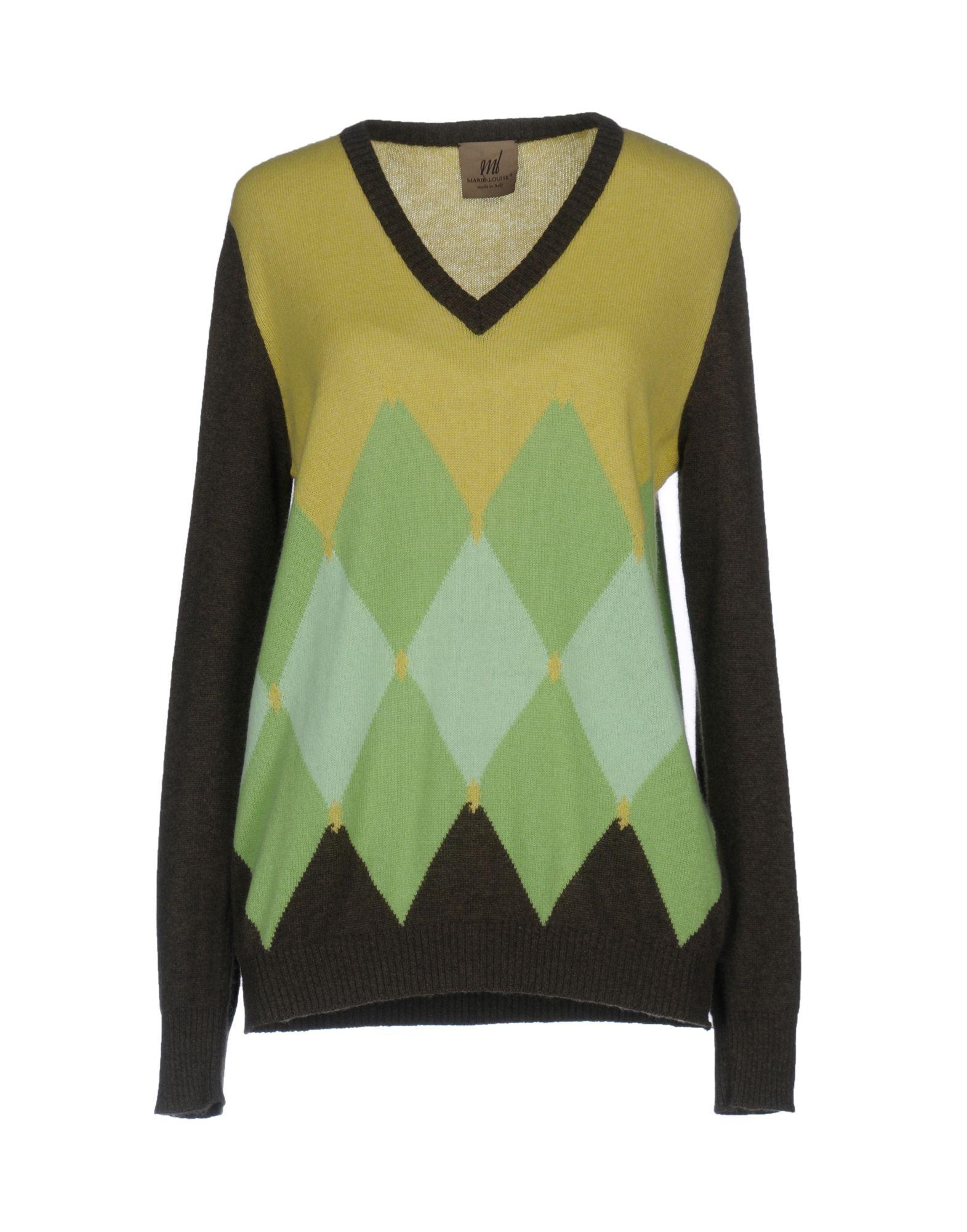MARIE LOUISE Свитер marie louise свитер с короткими рукавами