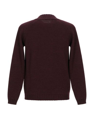 Фото 2 - Мужской свитер LABORATORI ITALIANI красно-коричневого цвета