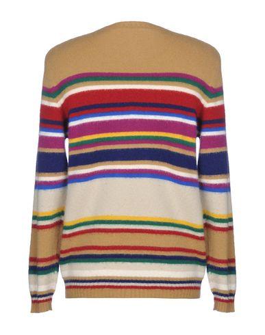 Фото 2 - Мужской свитер ROBERTO COLLINA цвет верблюжий