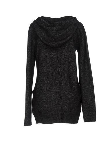 Фото 2 - Женский свитер AND LESS темно-синего цвета