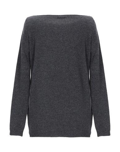 Фото 2 - Женский свитер MALÌPARMI свинцово-серого цвета