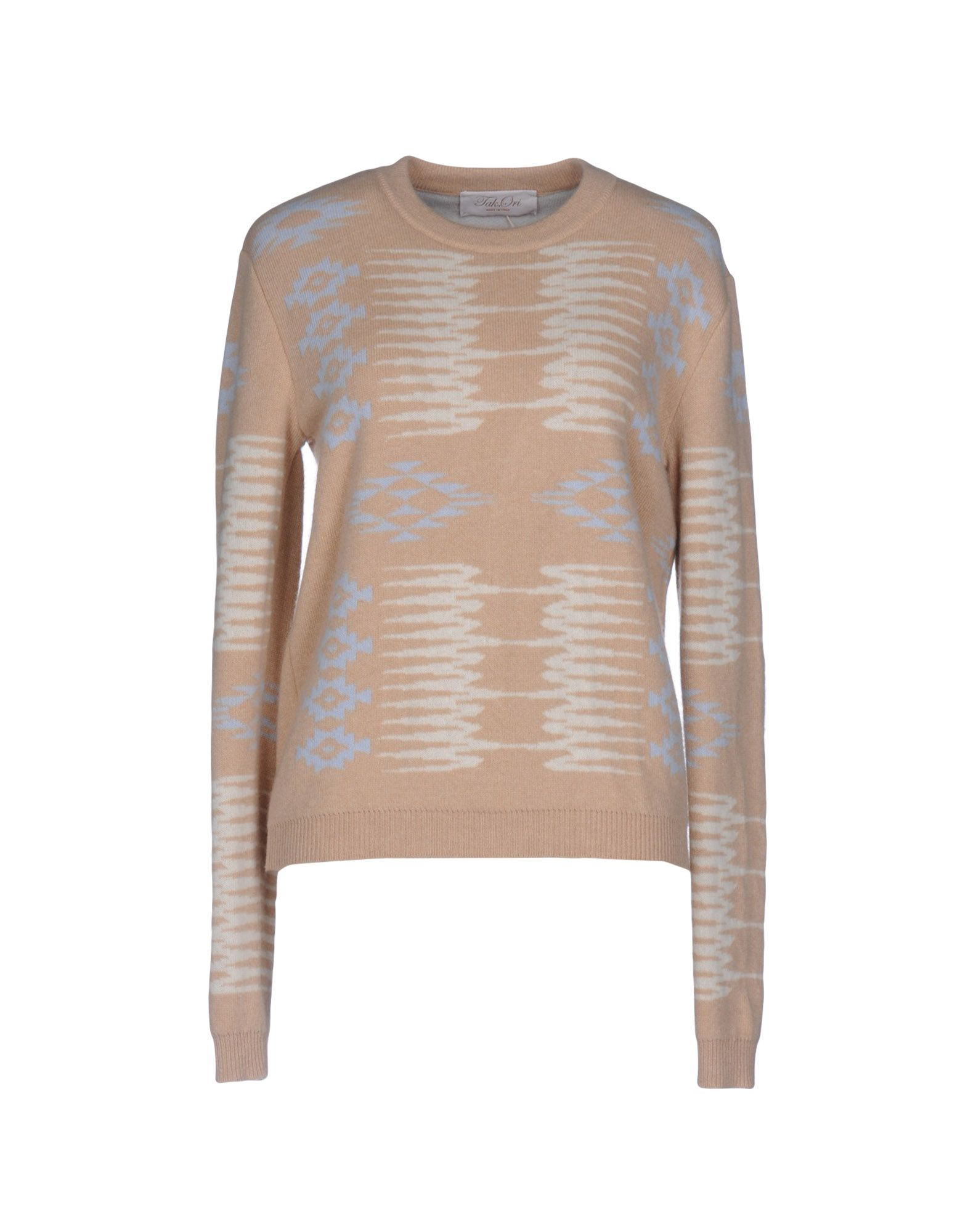 TAK.ORI Sweater in Sand