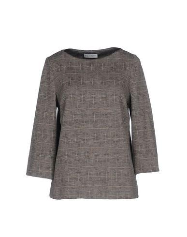 Купить Женский свитер LE TRICOT PERUGIA серого цвета