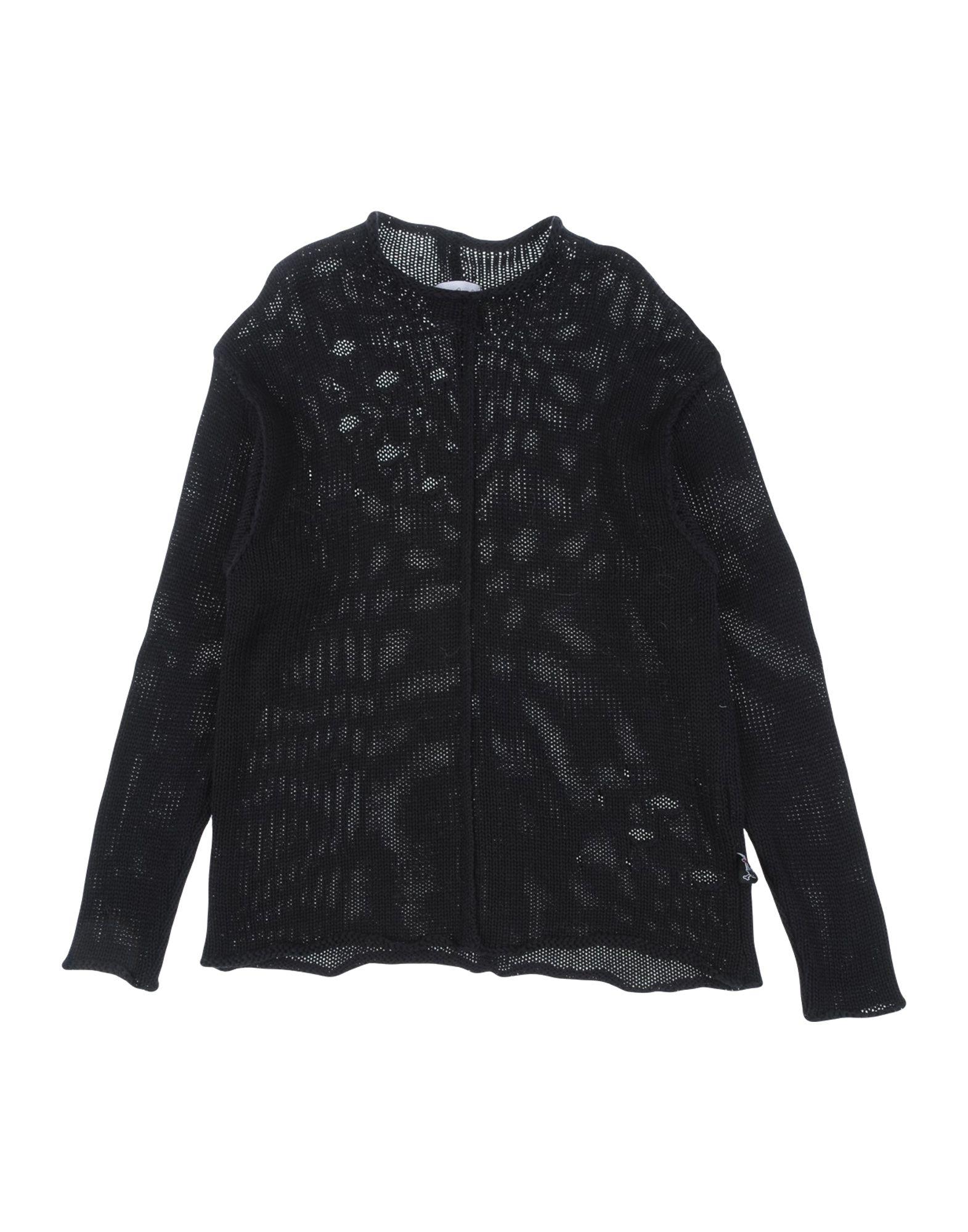 NUNUNU Mädchen 9-16 jahre Pullover Farbe Schwarz Größe 2