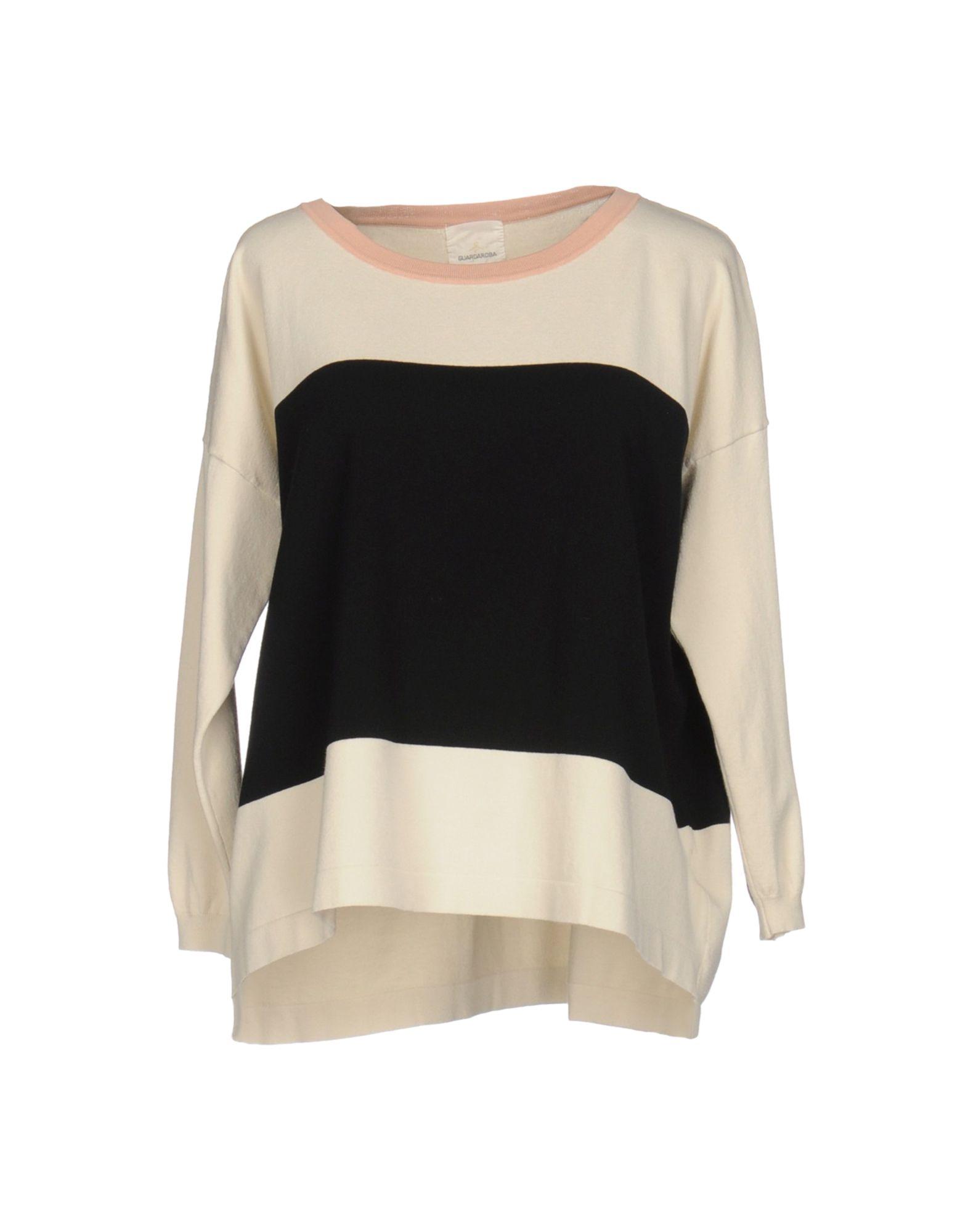 GUARDAROBA by ANIYE BY Damen Pullover Farbe Schwarz Größe 6