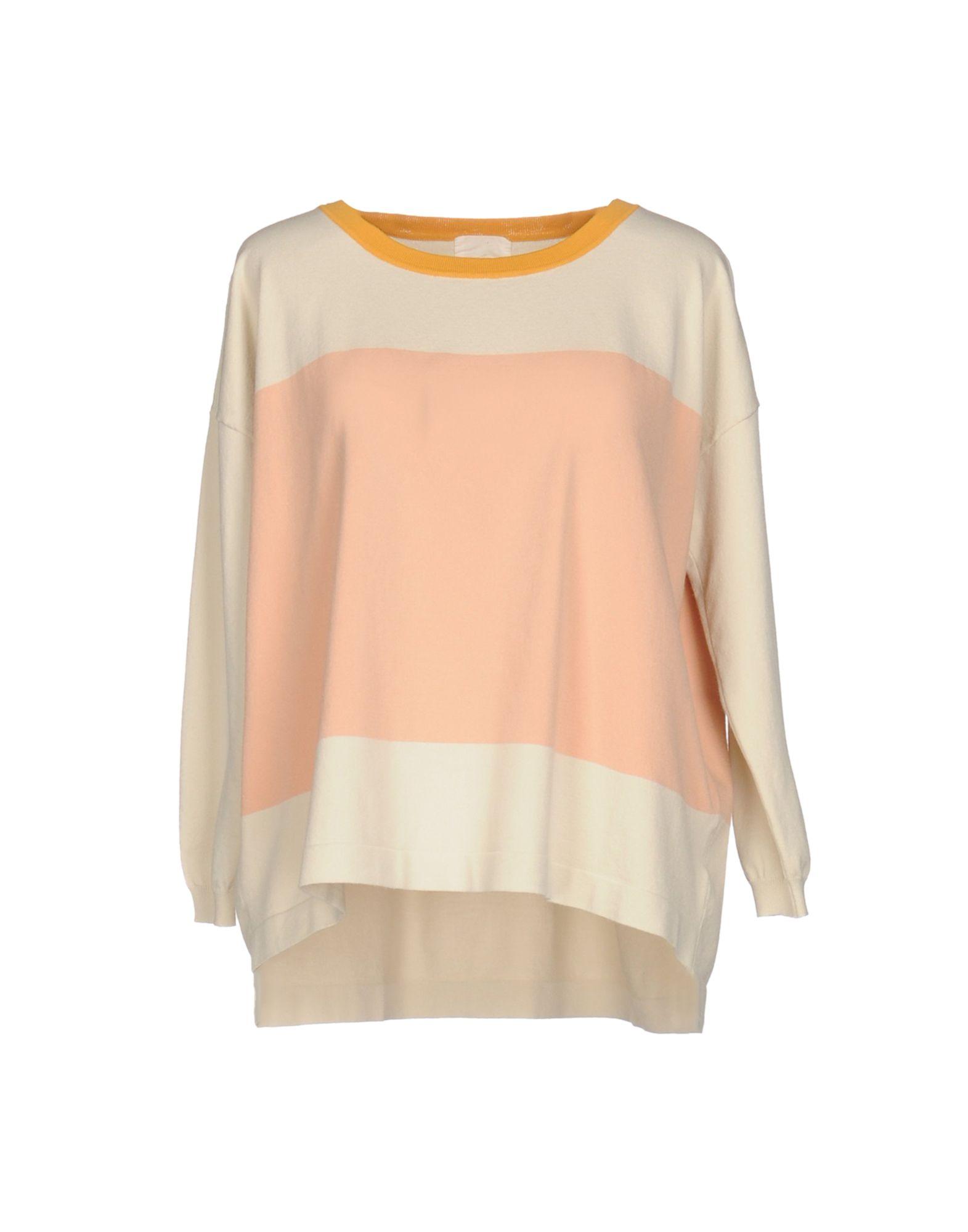 GUARDAROBA by ANIYE BY Damen Pullover Farbe Nude Größe 6