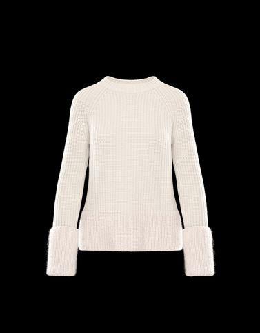Moncler Long sleeve sweater D CREWNECK