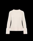 MONCLER CREWNECK - Long sleeve sweaters - women