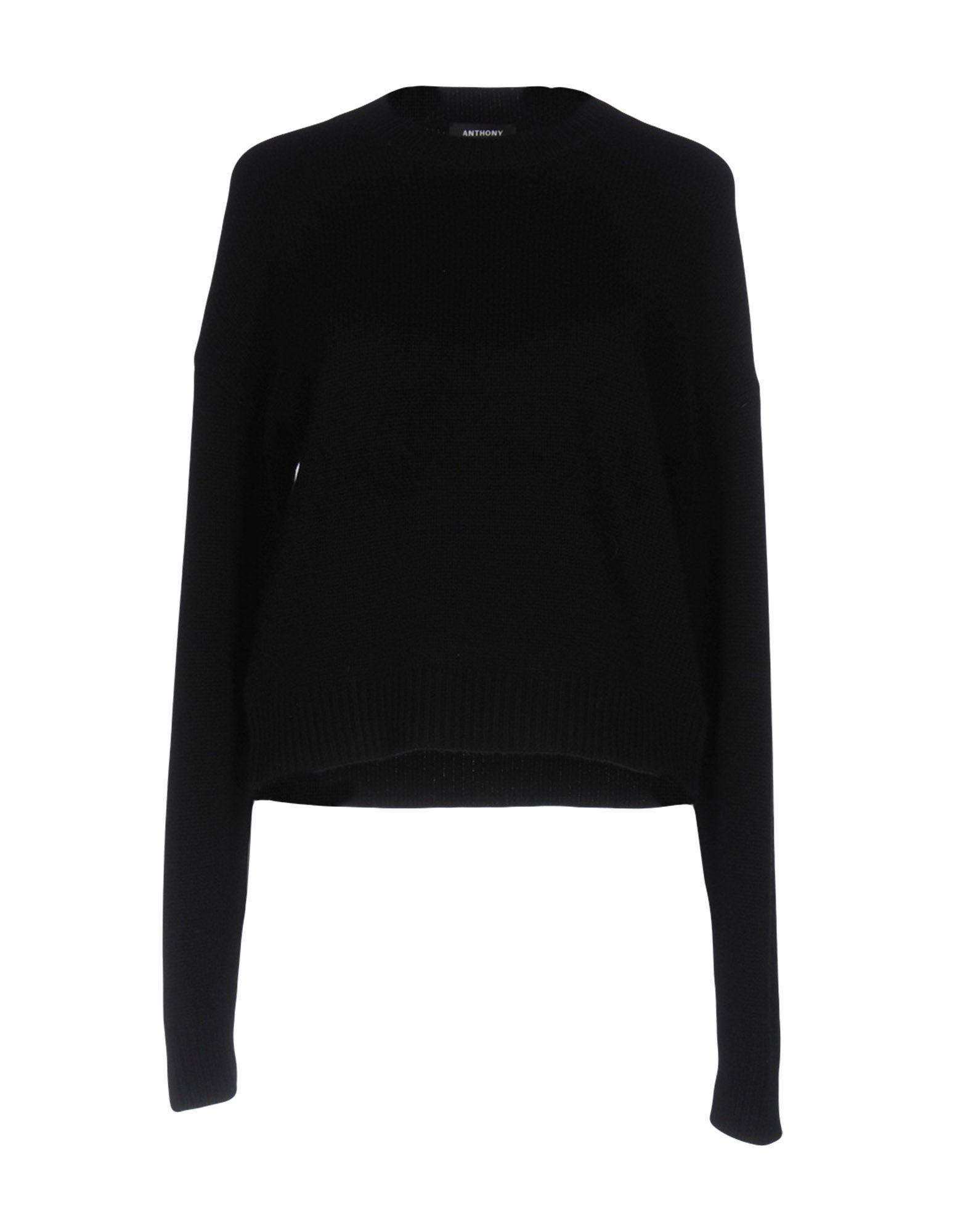 ANTHONY VACCARELLO Свитер anthony vaccarello noir футболка