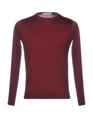 Фото - Мужской свитер HAMAKI-HO красно-коричневого цвета
