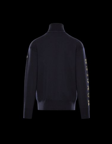 Moncler High neck sweater U HIGH NECK SWEATER