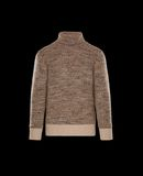 MONCLER HIGH NECK SWEATER - High neck sweaters - men