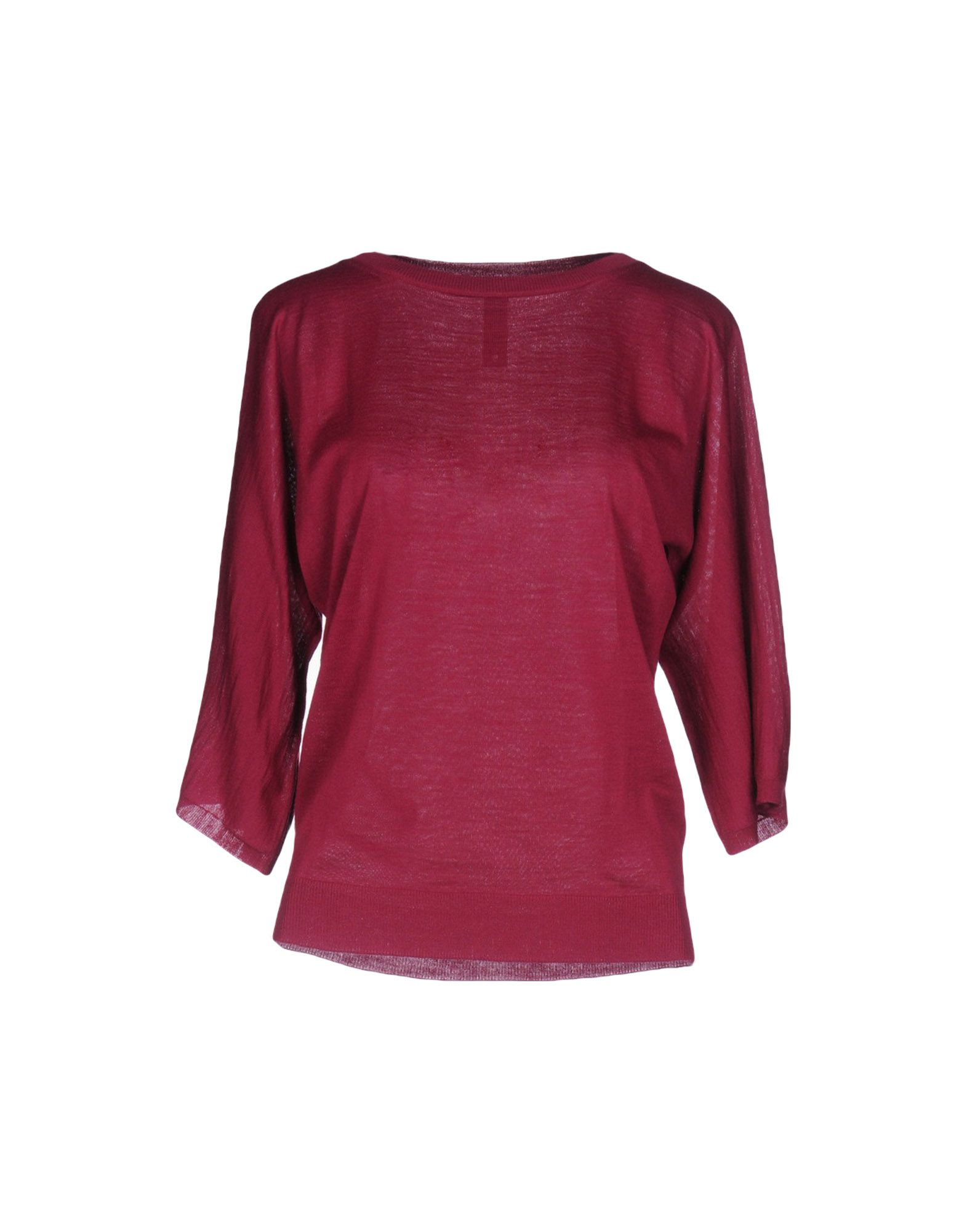 PIANURASTUDIO Damen Pullover Farbe Purpur Größe 6