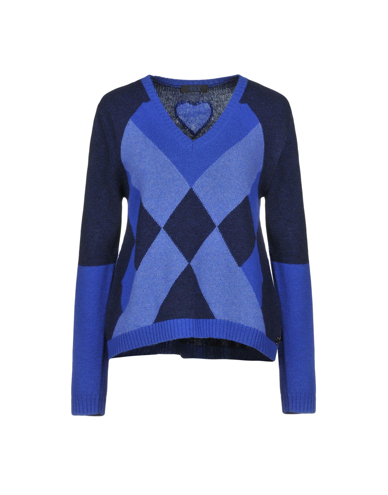TWIN-SET JEANS Sweater in Blue