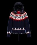 MONCLER HOODED JUMPER - Jumpers - women