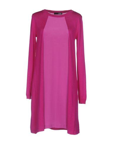 Короткое платье .TESSA. Цвет: фиолетовый