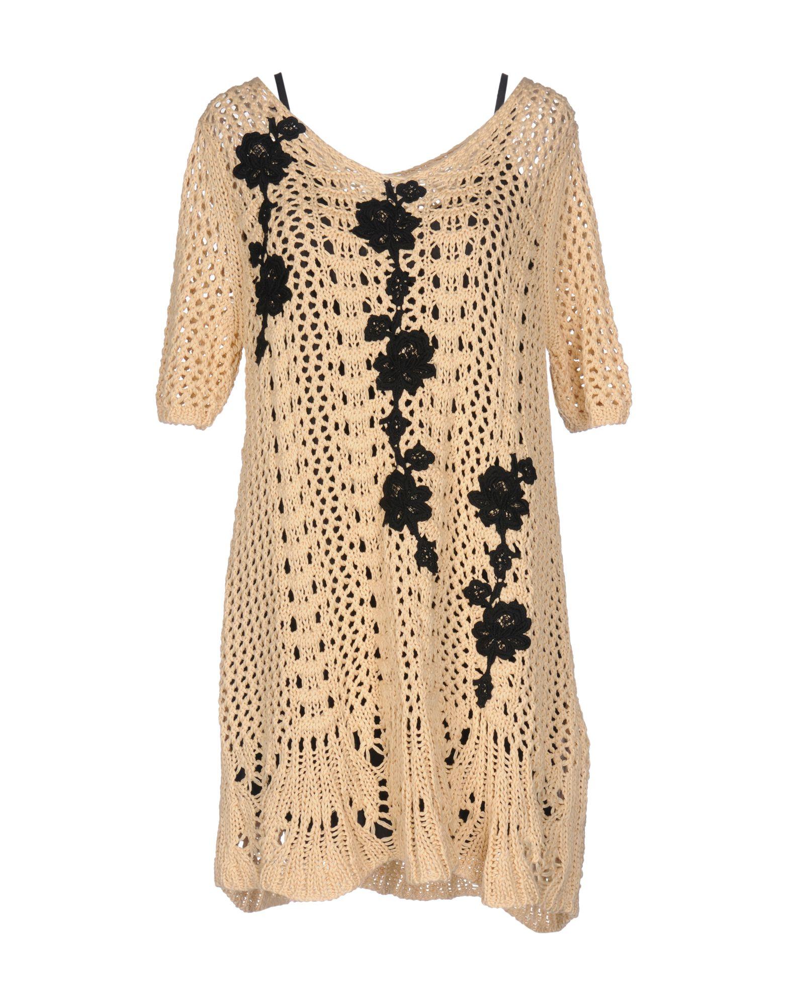 TWIN-SET Simona Barbieri Damen Pullover Farbe Beige Größe 4 - broschei