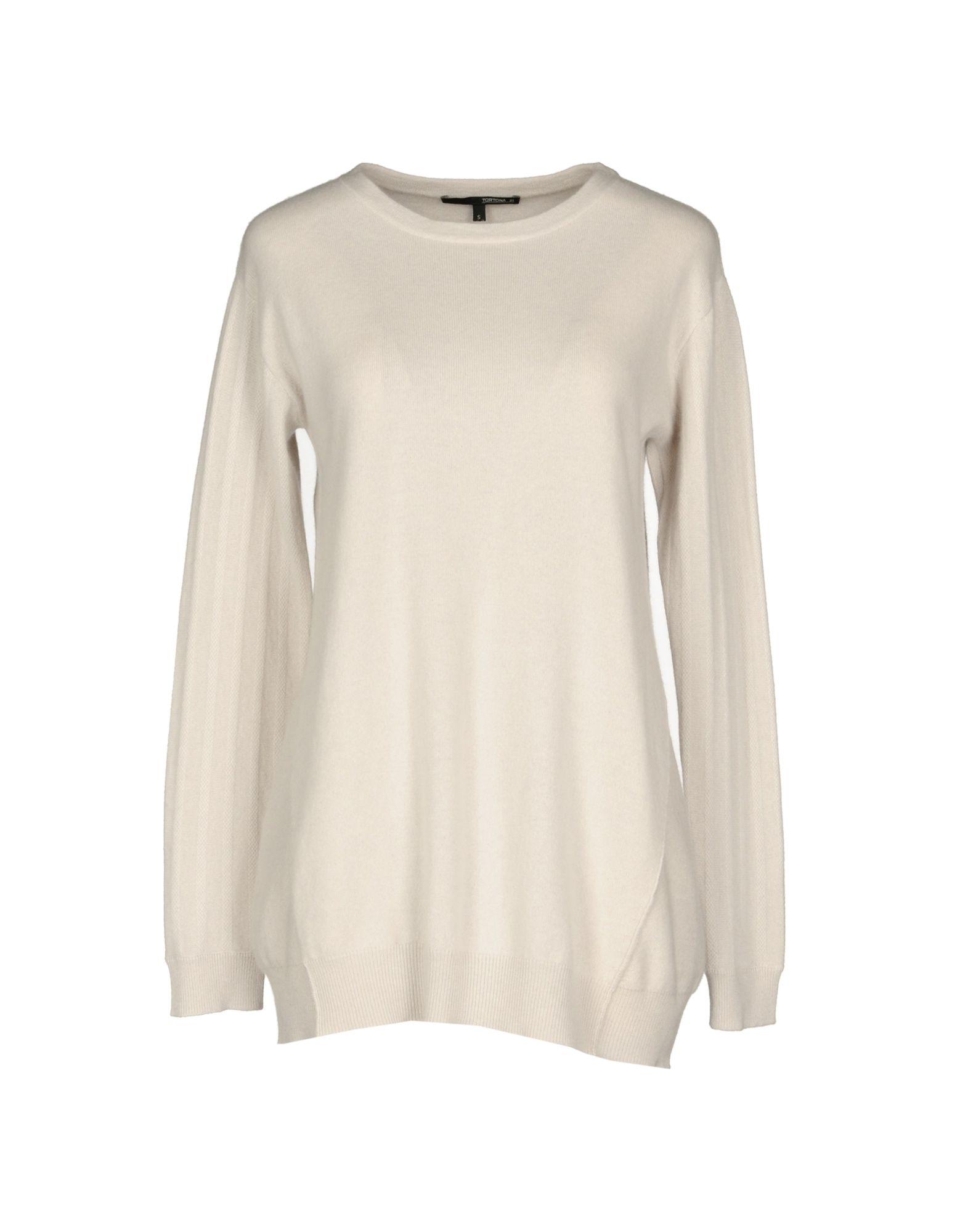 TORTONA 21 Damen Pullover Farbe Hellgrau Größe 5 jetztbilligerkaufen